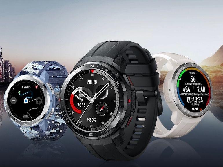 HONOR Watch GS Pro : 5 bonnes raisons de choisir la montre connectée des baroudeurs