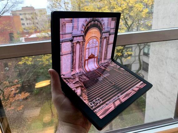 Lenovo ThinkPad X1 FOLD : prise en main du premier PC portable à écran pliable