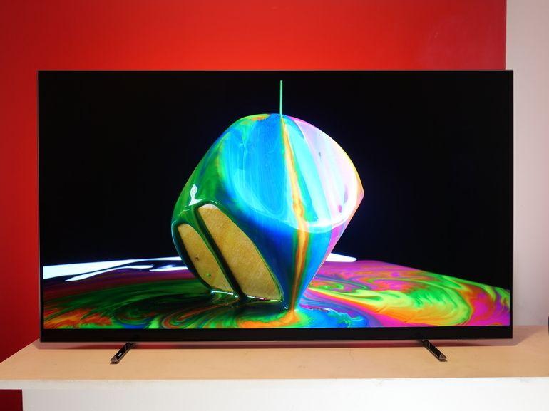 Test - TV Philips OLED805 : une image toujours au top, mais des performances de jeu en retrait