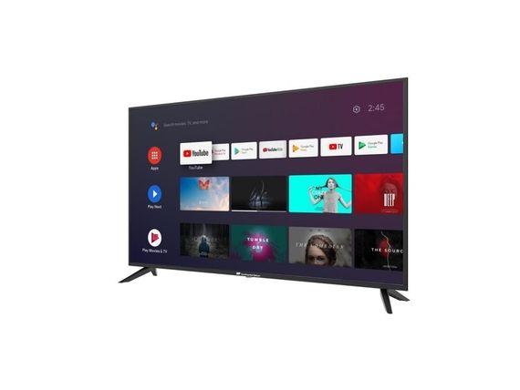 Bon plan : TV Continental Edison 4K / 50 pouces (125cm) avec Android TV à 275,99€