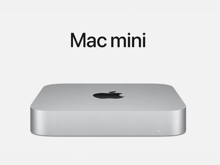 Mac mini 2020 officiel : plus rapide, moins énergivore, toujours aussi discret