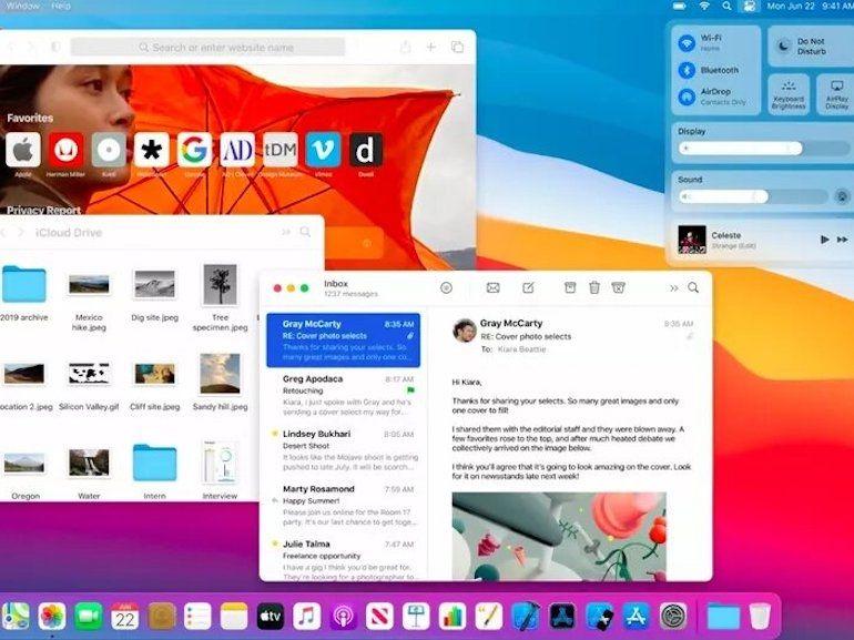 MacOS Big Sur : comment télécharger et installer la version bêta