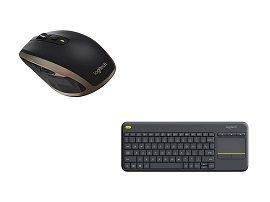 Bon plan : le pack souris MX Anywhere 2 + clavier Logitech K400 Plus à 51,97 € au lieu de 124,98