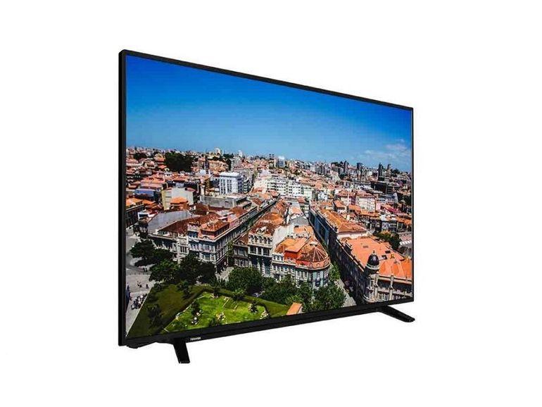 Bon plan : le téléviseur 4K UHD Toshiba 55 pouces (139 cm) est à seulement 299,99€