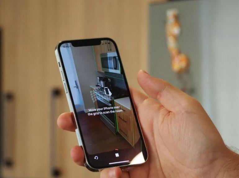 Découvrez ce que le lidar de l'iPhone 12 Pro peut faire avec cette application de numérisation 3D