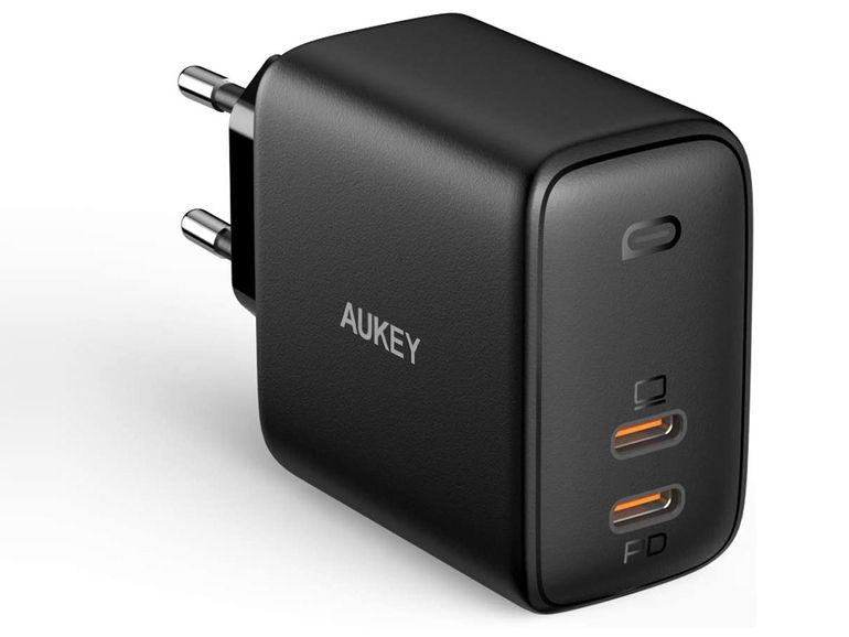 Bon plan : un chargeur Power Delivery 65W avec deux ports USB-C à 29,99€