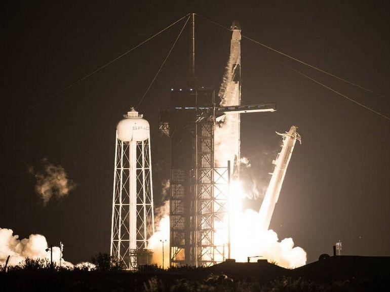 Crew-1 : la Nasa et SpaceX ont réussi le lancement du premier vol commercial