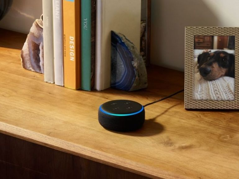 Bon plan : l'enceinte connectée Amazon Echo Dot 3 est à 19,99€ [-66%]