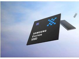Samsung annonce l'Exynos 1080, nouveau SoC avec une gravure en 5nm