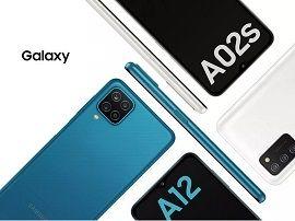 Samsung Galaxy A02s, A12 et A42 (5G) : trois nouveaux smartphones en entrée et milieu de gamme