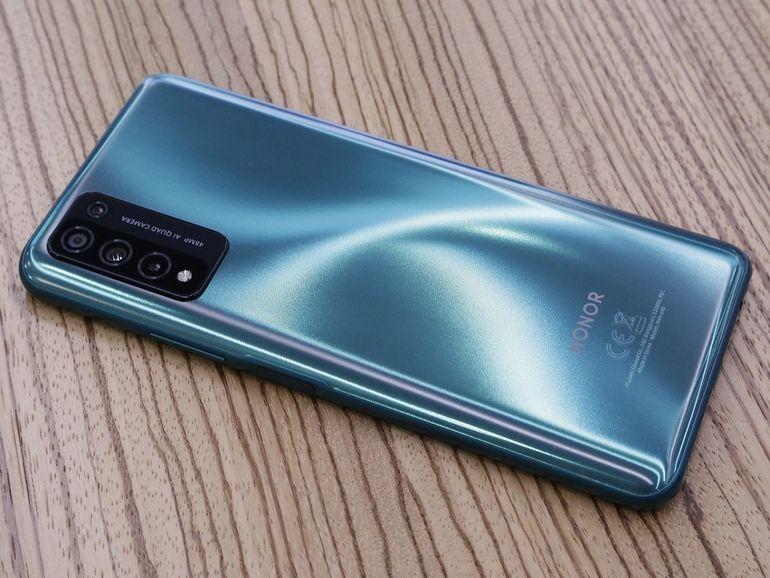 Honor 10X Lite officiel : grosse batterie, grand écran, petit prix