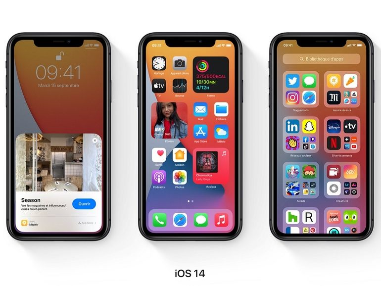 iOS 14.3 : les manettes PS5 DualSense seront compatibles avec les iPhone