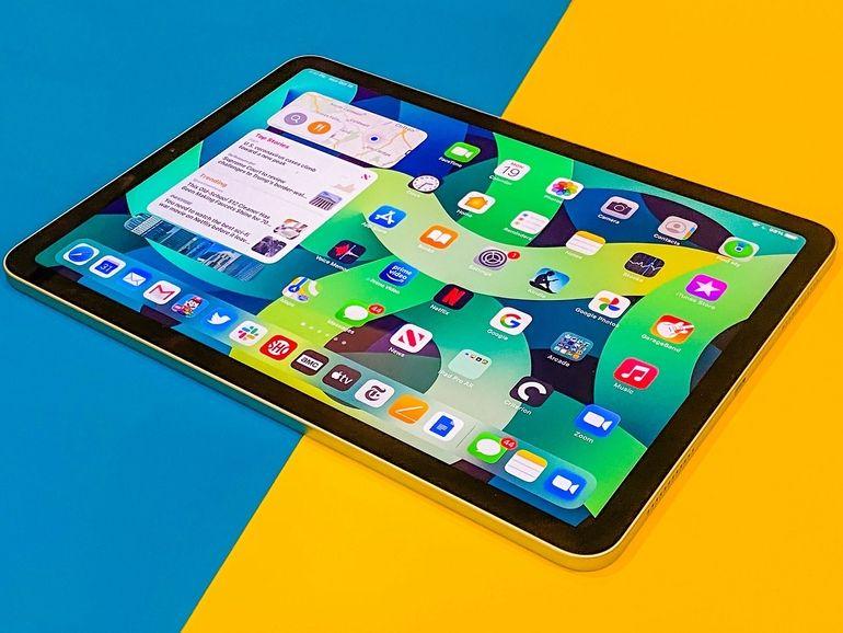 Test de l'iPad Air 2020 : un iPad Pro plus accessible avec peu de compromis