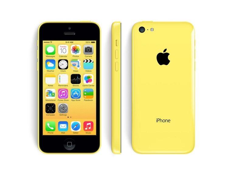 """Apple tourne la page de l'iPhone 5C, il est désormais considéré comme """"ancien"""""""