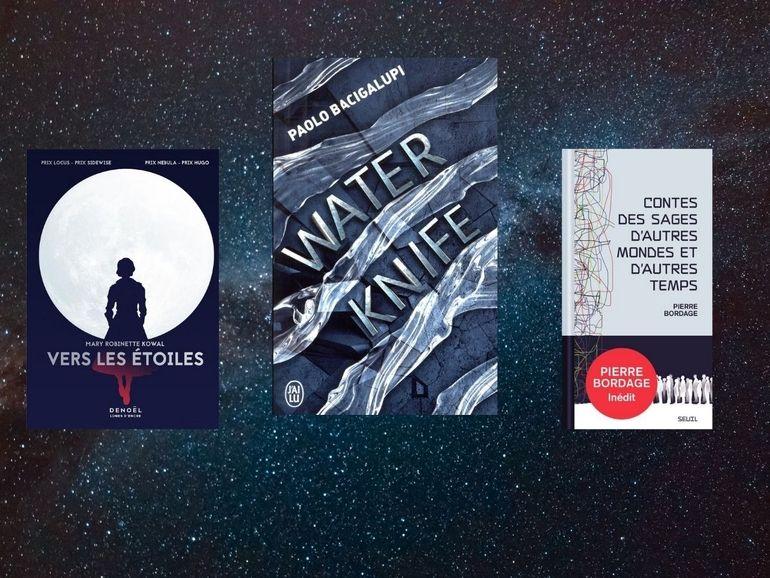 Roman Science fiction ou fantastique, les livres cultes et les nouveautés recommandés par notre libraire