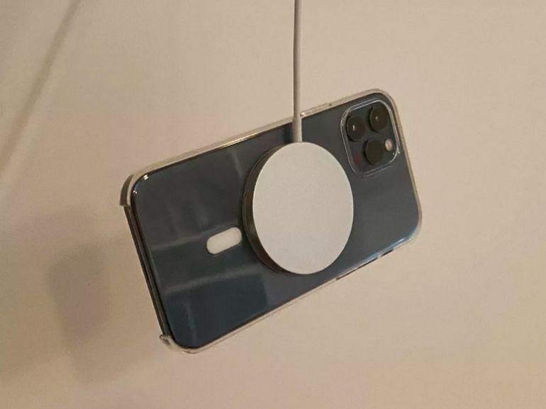 L'iPhone 12 mini se rechargera plus lentement avec MagSafe que les autres modèles d'iPhone 12