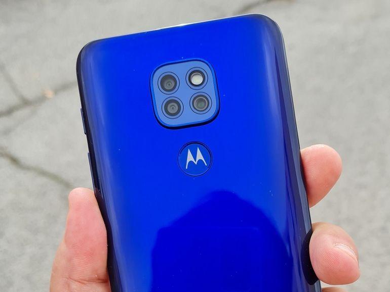 Test du Motorola Moto G9 Play : petit prix pour grosse batterie et… c'est tout