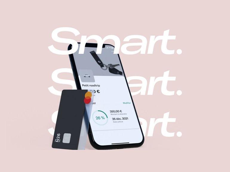 N26 Smart : une nouvelle offre payante arrive avec une Mastercard