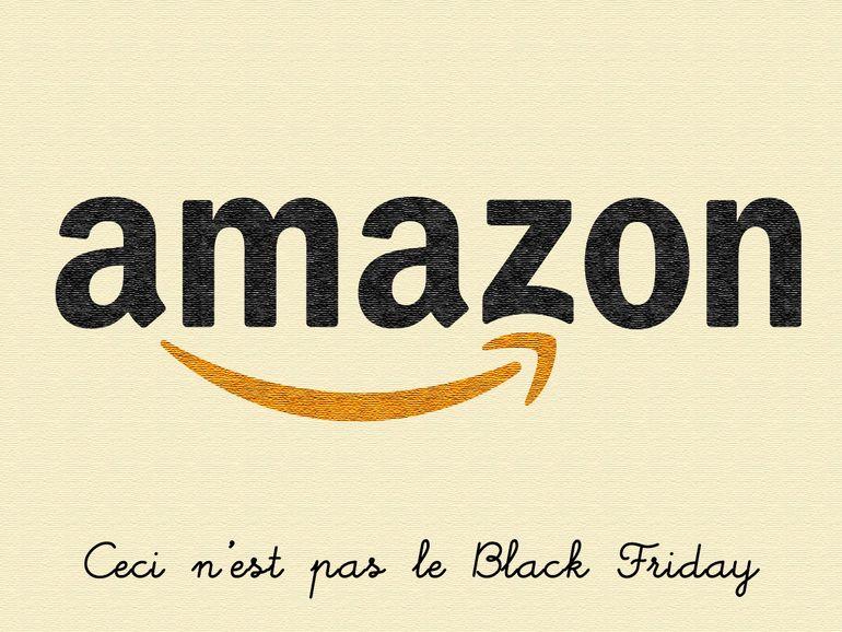 Amazon ne fait pas (encore) le Black Friday, mais l'Echo Dot, le Fire Stick TV et la Kindle sont en promotion