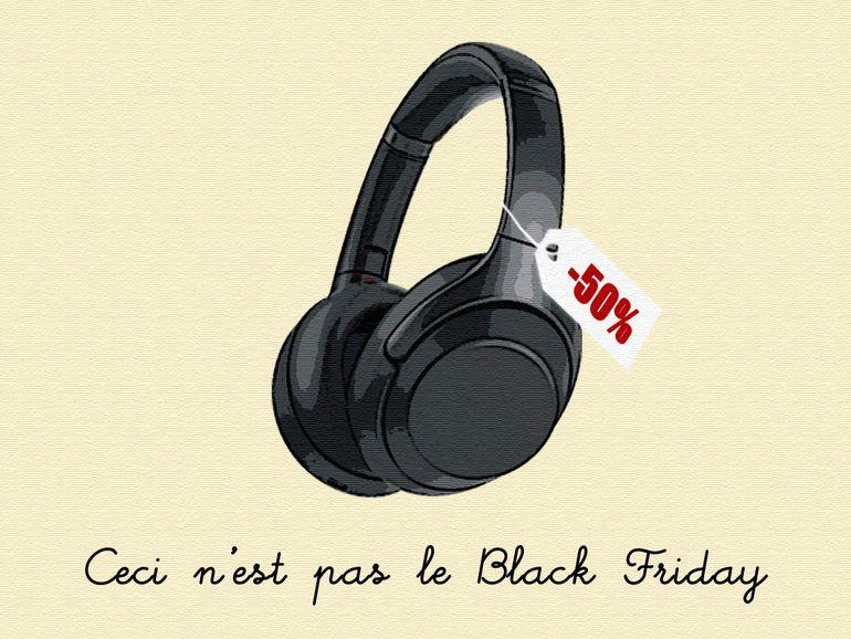 Ceci n'est pas le Black Friday : casques, enceintes écouteurs... les meilleures promos de la semaine