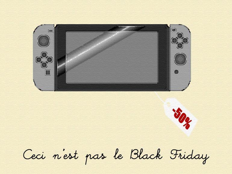 Ceci n'est pas le Black Friday : focus sur les bons plans gaming du jour