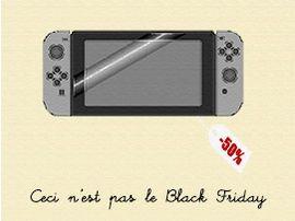 Ceci n'est pas le Black Friday : focus sur les premiers bons plans gaming