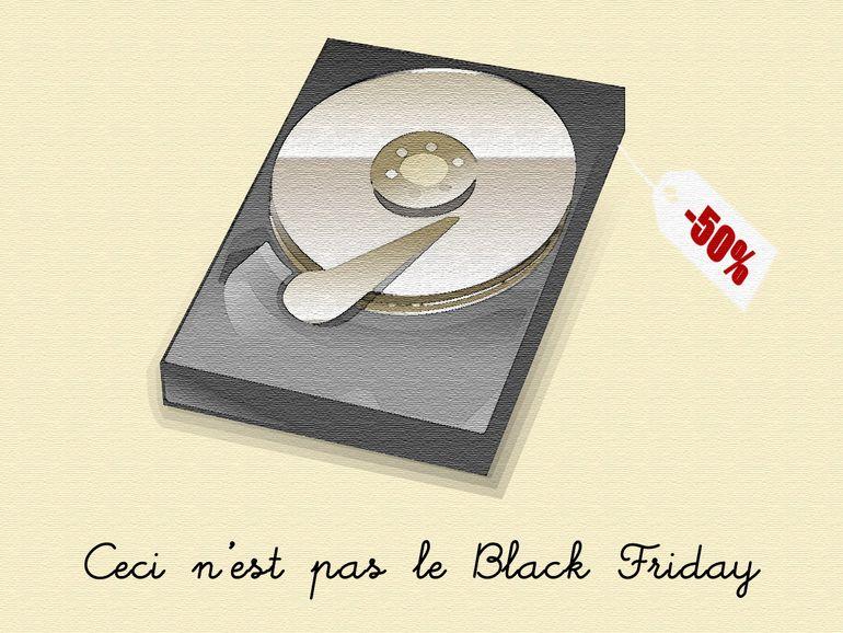 Ceci n'est pas le Black Friday, mais les SSD et les clés USB sont déjà en promos