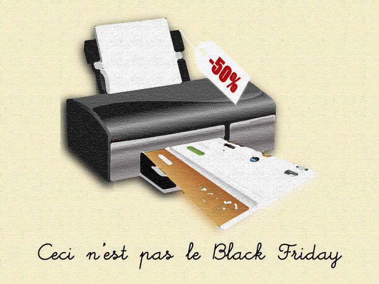 Ceci n'est pas le Black Friday : les imprimantes multifonction à acheter au meilleur prix