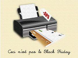 Ceci n'est pas le Black Friday : les imprimantes et multifonction à prix réduit