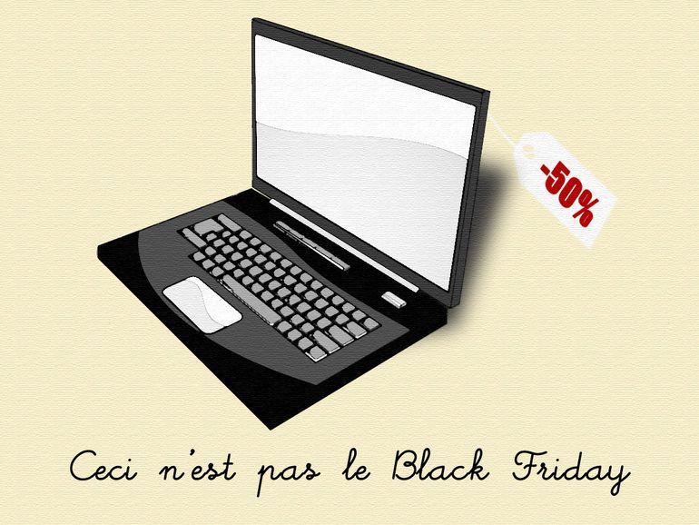 Ceci n'est pas le Black Friday : les PC portables à prix cassé