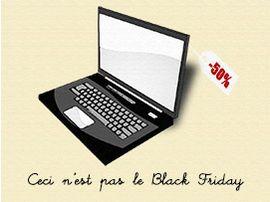 Ceci n'est pas le Black Friday : les PC portables au meilleur prix