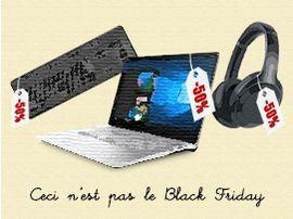 N'attendez pas le Black Friday pour bien télétravailler, la bureautique est déjà en promo