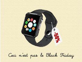 Ceci n'est pas le Black Friday : focus sur les offres montres et bracelets connectés