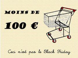Sans attendre le Black Friday, voilà déjà des bons plans à moins de 100 euros