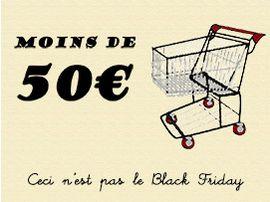Sans attendre le Black Friday, il y a déjà des bons plans à moins de 50 euros