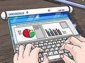 Samsung : les smartphones du futur seront pliants et enroulables