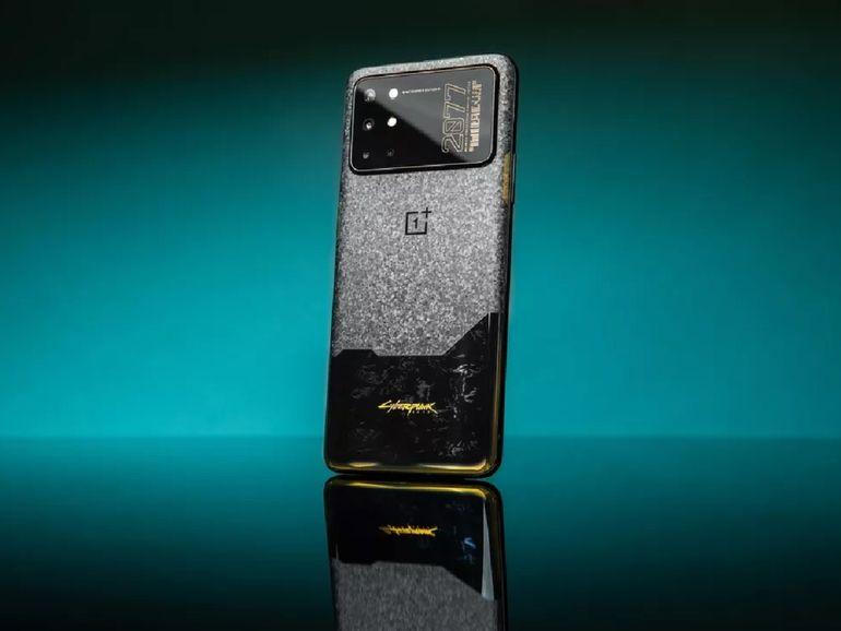 Unboxing et prise en main du OnePlus 8T CyberPunk Edition : une version remarquée et très soignée