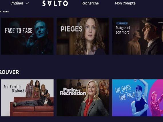 Salto : 3 bonnes séries à découvrir avec plaisir ce week-end