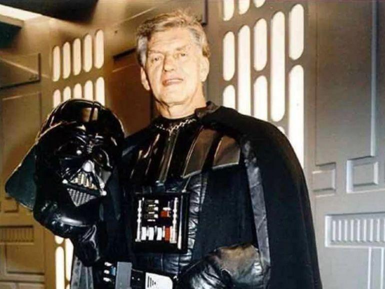 Star Wars : David Prowse, l'acteur qui incarnait Dark Vador, est mort