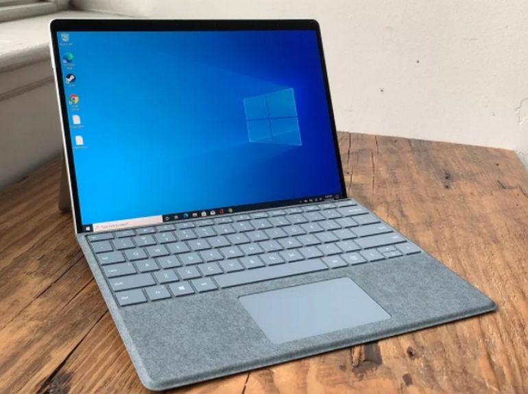 Test de la tablette Surface Pro X 2020 équipée du processeur Microsoft SQ2