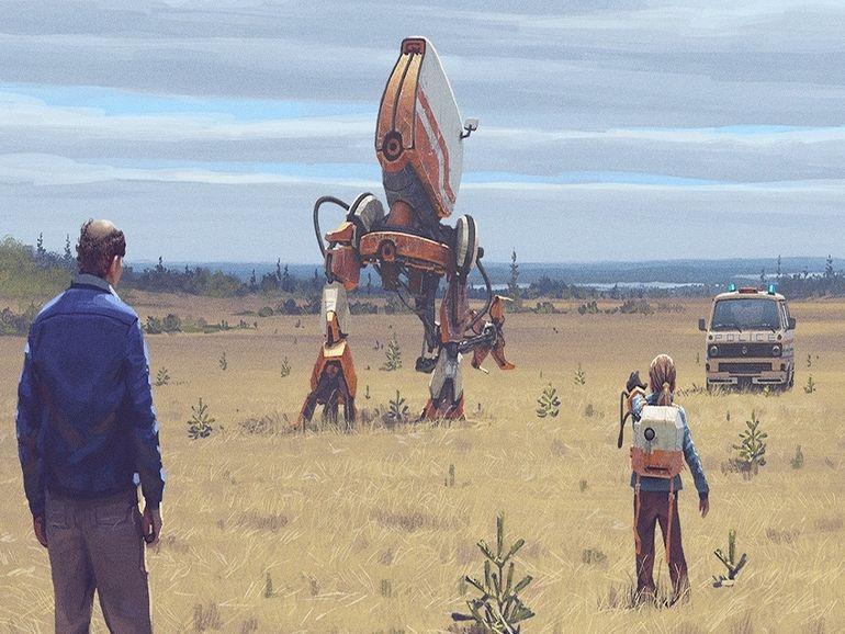 Prime Video : Tales from the Loop, une série SF envoûtante à découvrir jeudi soir