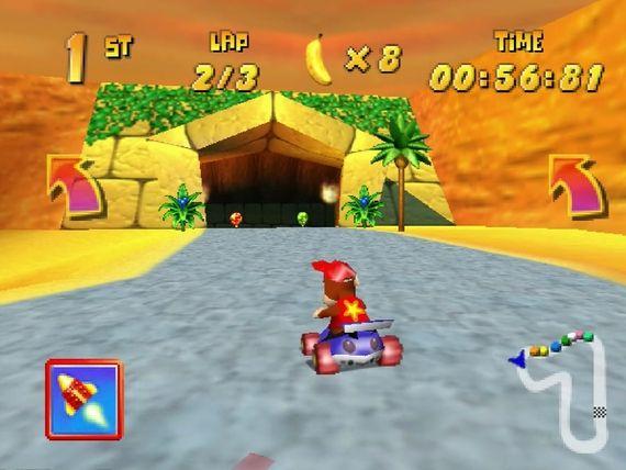 Xbox Series S / X : vous pouvez faire tourner des jeux de N64 sur les consoles de Microsoft