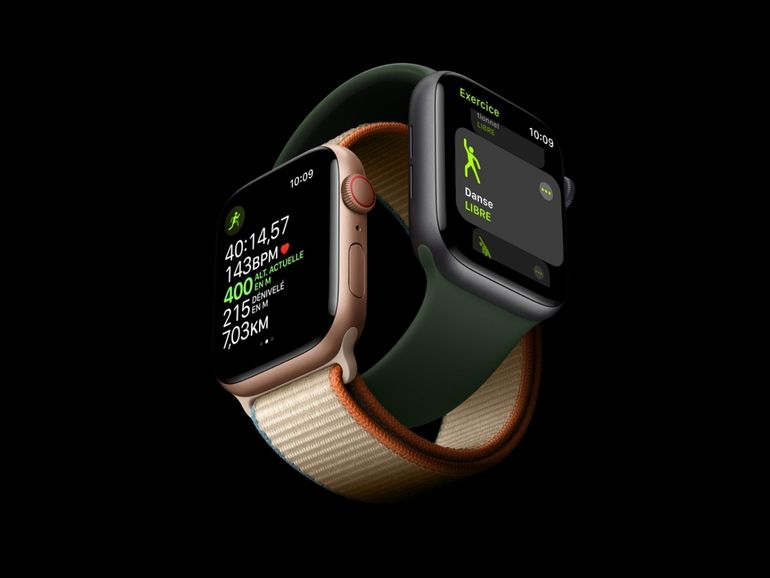 Apple Watch : ces 8 applications natives indispensables