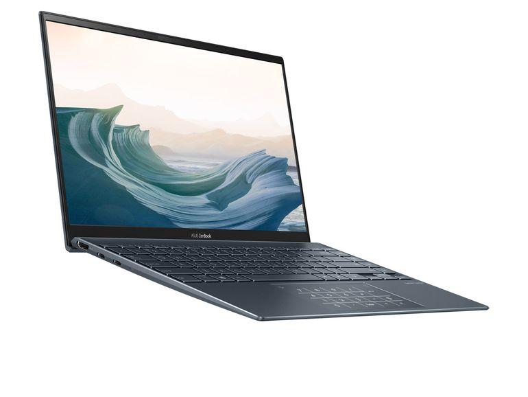 Test de l'ASUS ZenBook 14 (UX425EA), performance et endurance au rendez-vous