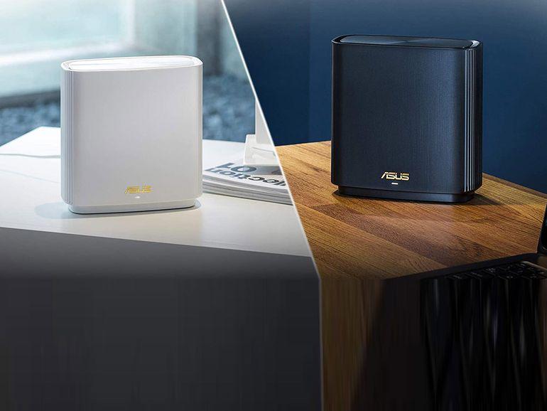 Test de l'Asus ZenWiFi AX : un routeur maillé Wifi 6 stable, rapide et facile à installer