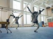 Les robots de Boston Dynamics sont aussi capables de danser