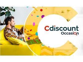 Cdiscount se lance dans la vente de produits d'occasion entre particuliers