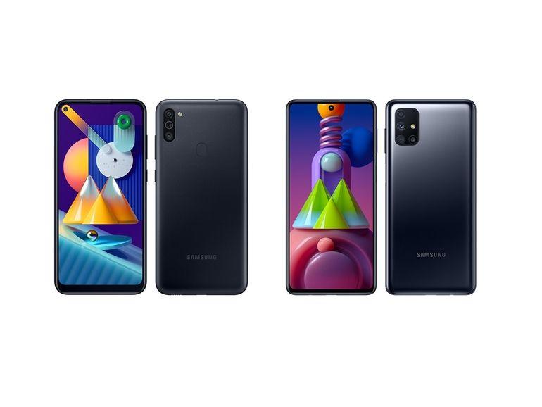 Samsung : les Galaxy M11 et M51 arrivent en France