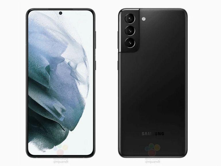 Galaxy S21 : de nouvelles images du prochain fleuron de Samsung