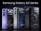 Samsung Galaxy S21 : compatible avec la recharge rapide 30 Watts ?